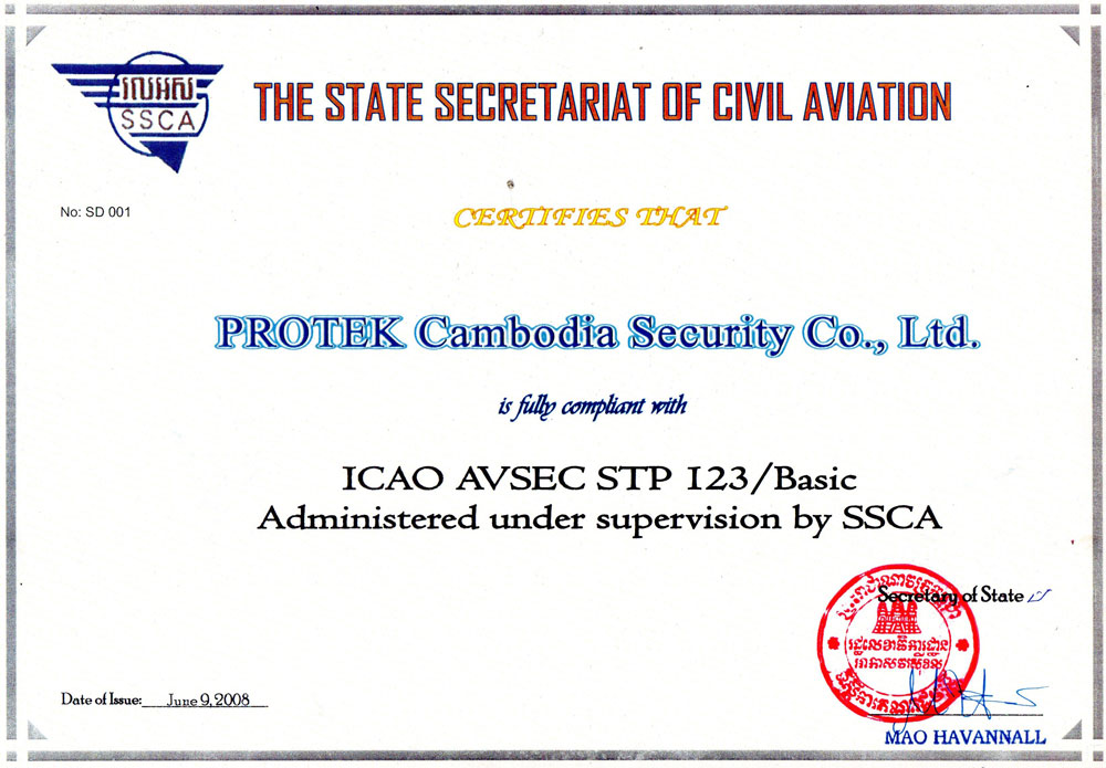 Protect Secure - Professional Security in Cambodia